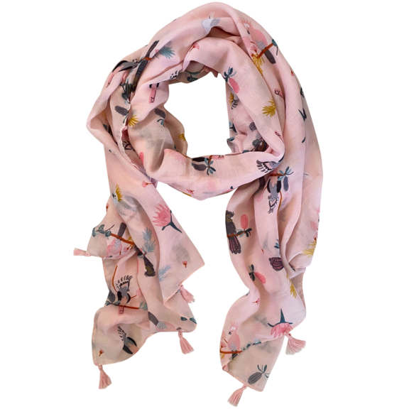 GREENWOOD DESIGNS | Autumn/Winter Scarf 041