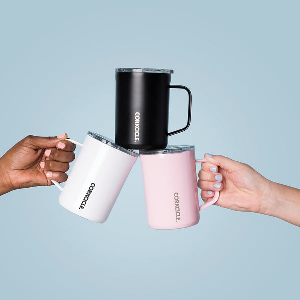 CORKCICLE | Classic Insulated Stainless Steel Mug (475ml)