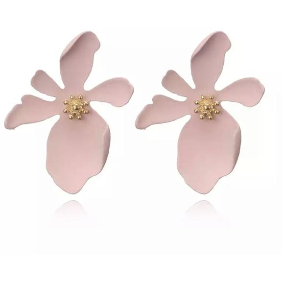 GREENWOOD DESIGNS | Medium Bling Flower Earrings - 064, 063 + 046
