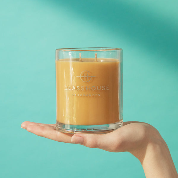 GLASSHOUSE | 380g Candles