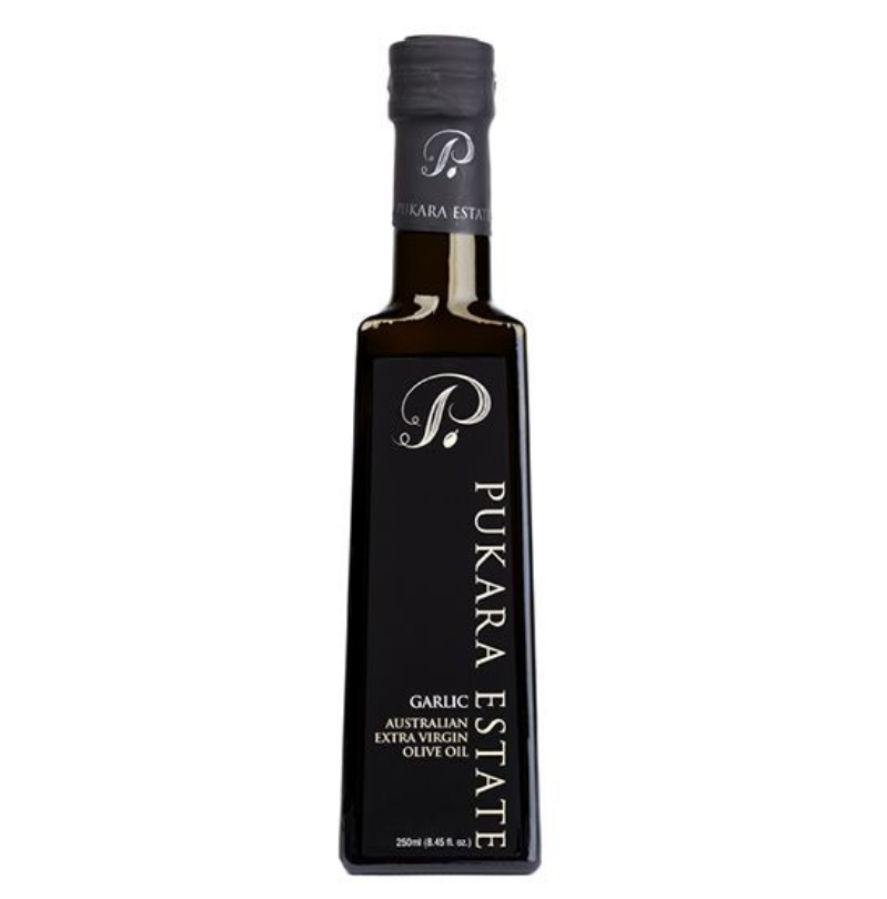 PUKARA ESTATE | Garlic Ex Virgin Olive Oil 250ml