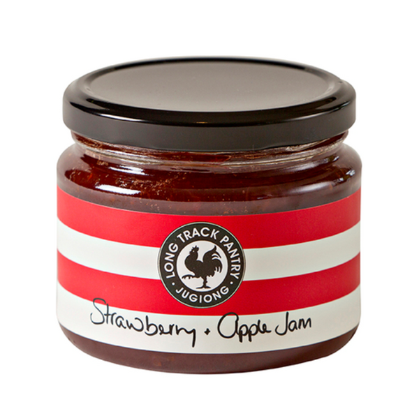 LONG TRACK PANTRY | Strawberry & Apple Jam
