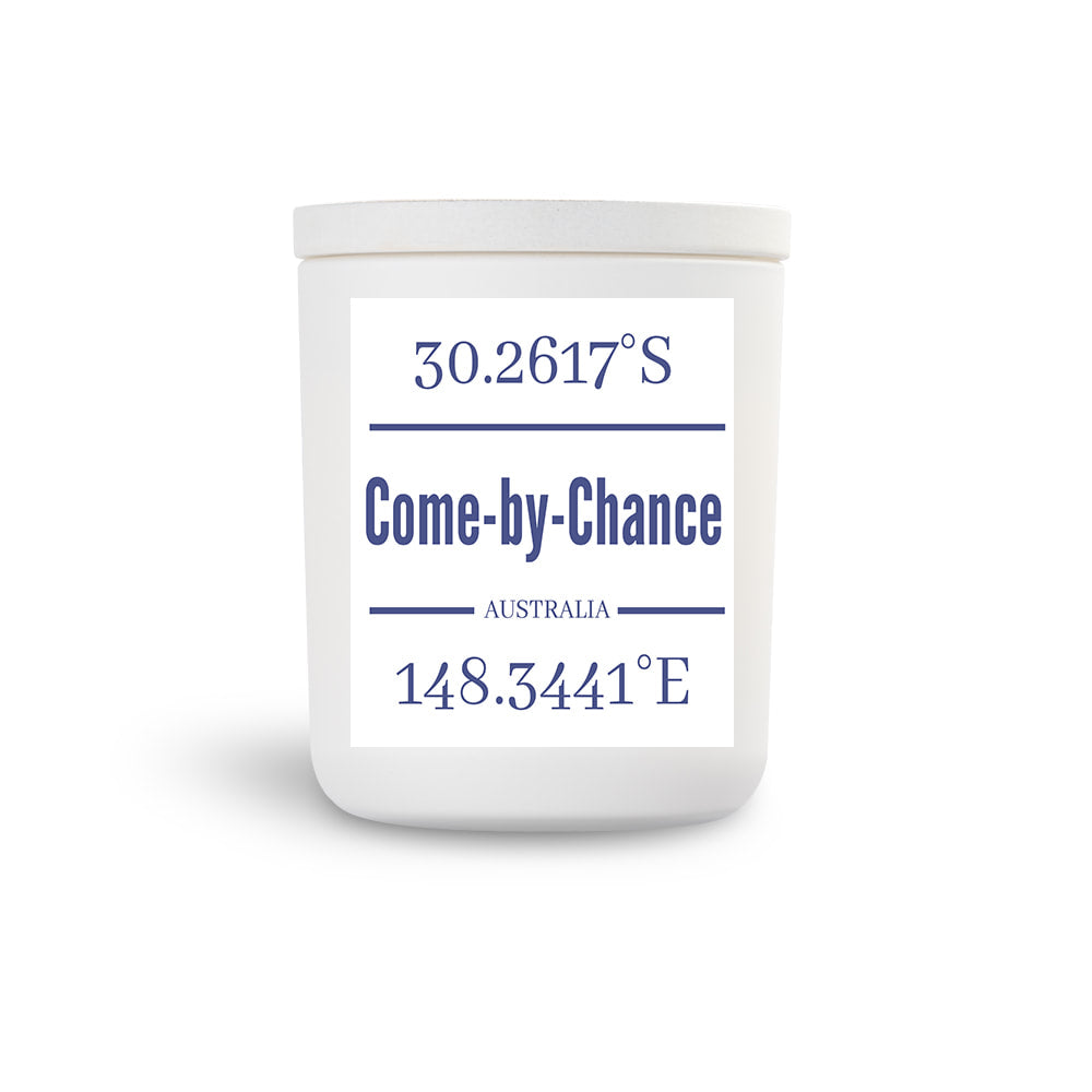 DESTINATION CANDLE | Come-By-Chance