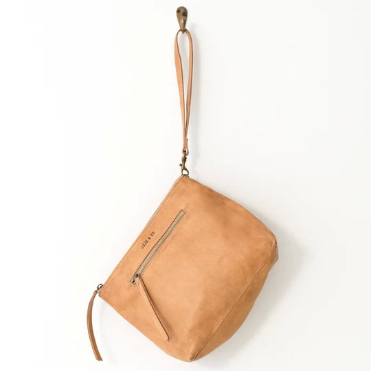 JUJU & CO | Large leather Essential Pouch