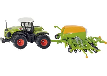 SIKU Boxed Set | Tractor with Seeder Amazone Cayena SI1826