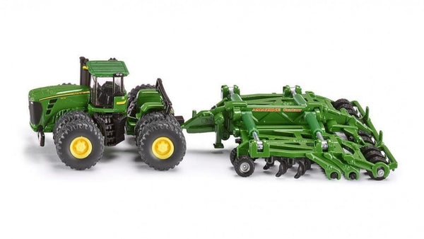 SIKU Boxed Set | John Deere with Amazone (1856)