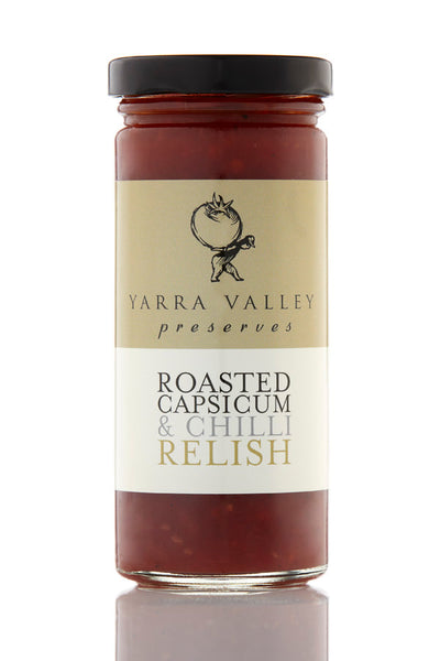 YARRA VALLEY | Roasted Capsicum & Chilli Relish