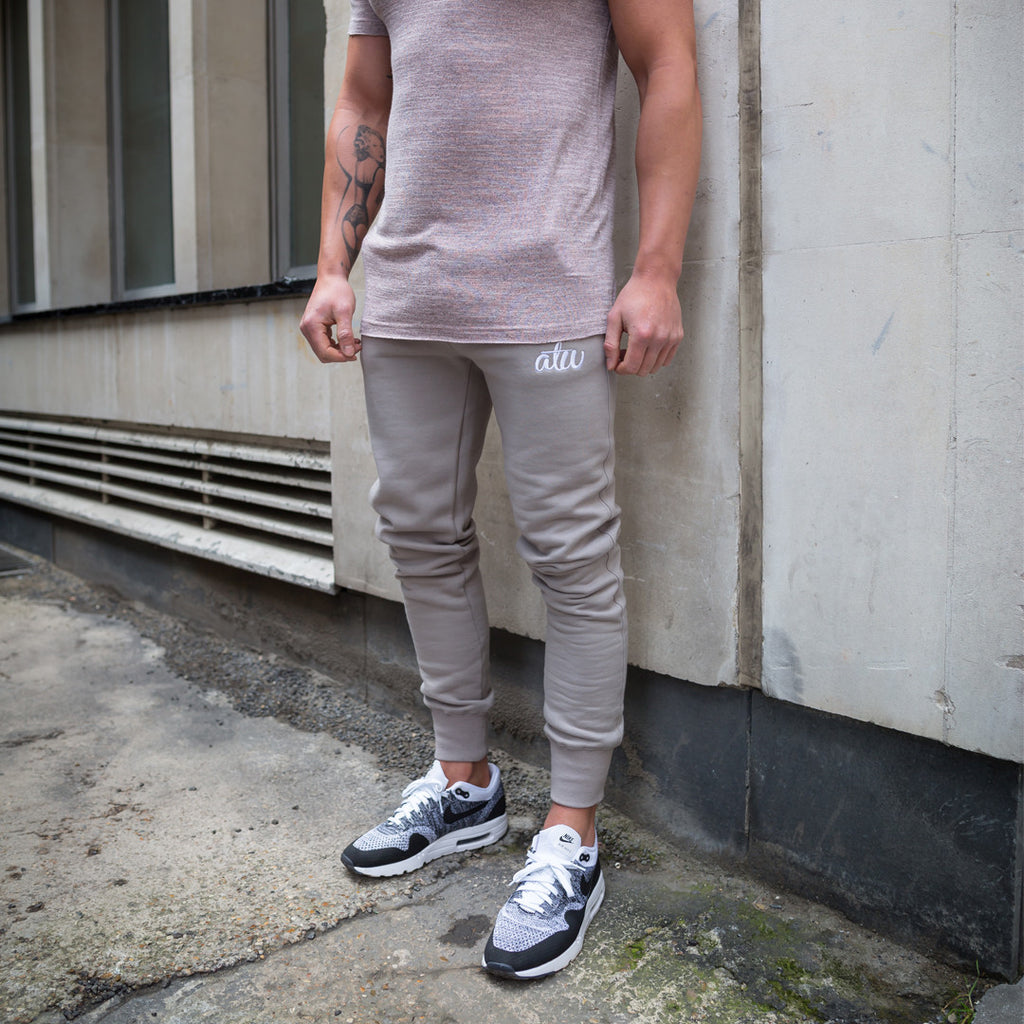 Taupe Joggers