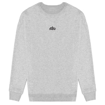 ATW Logo sweater Grey