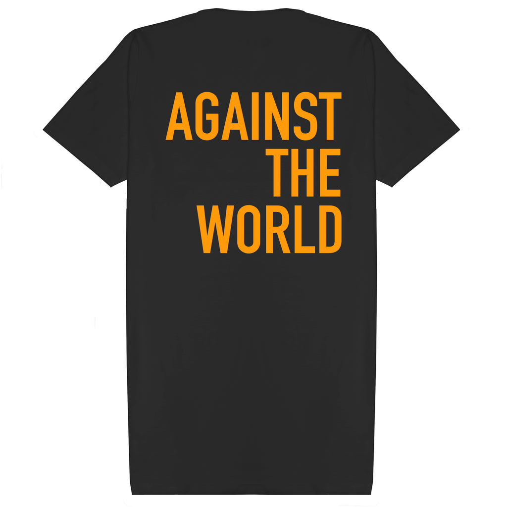 Black/Orange ATW T-shirt