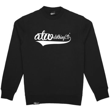 ClothingCo Sweater Black/White