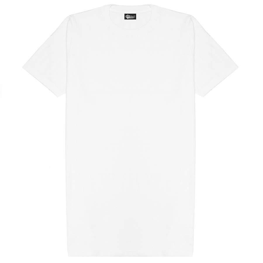 ATWclothingCo Logo T-shirt White