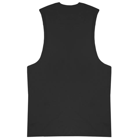 It's You - Muscle Vest Black