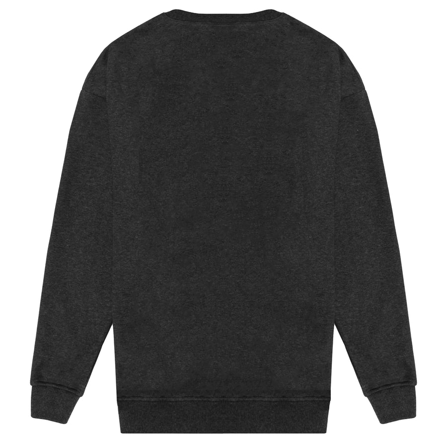 ATW Logo sweater Charcoal