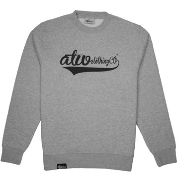 ClothingCo Sweater Grey/Black