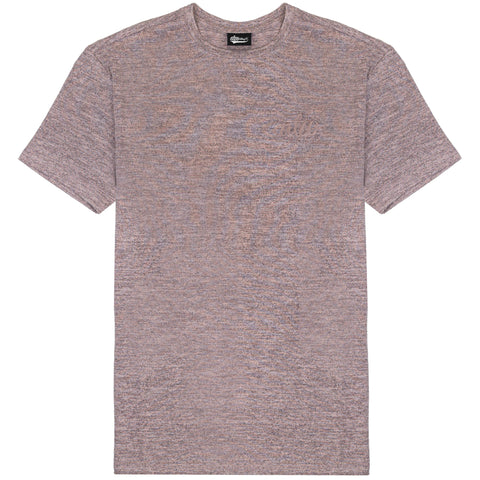 Light Taupe Knit T-shirt