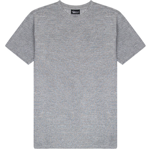Grey Knit T-shirt