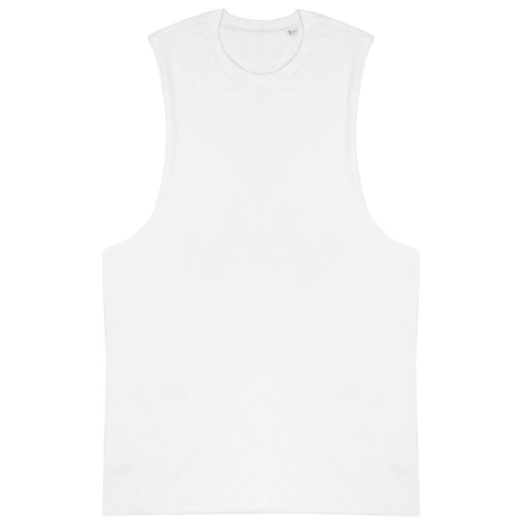 It's You - Muscle Vest White