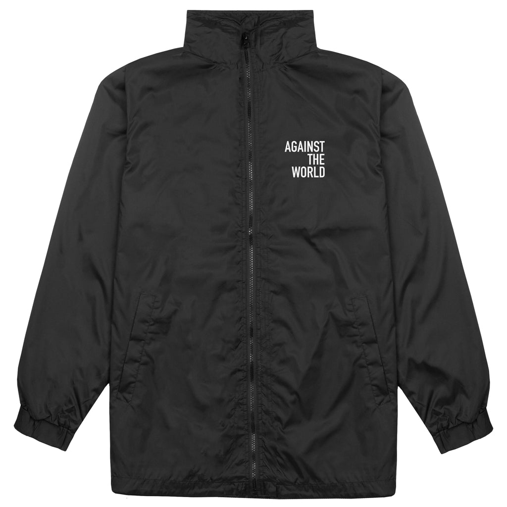 Against The World Windbreaker