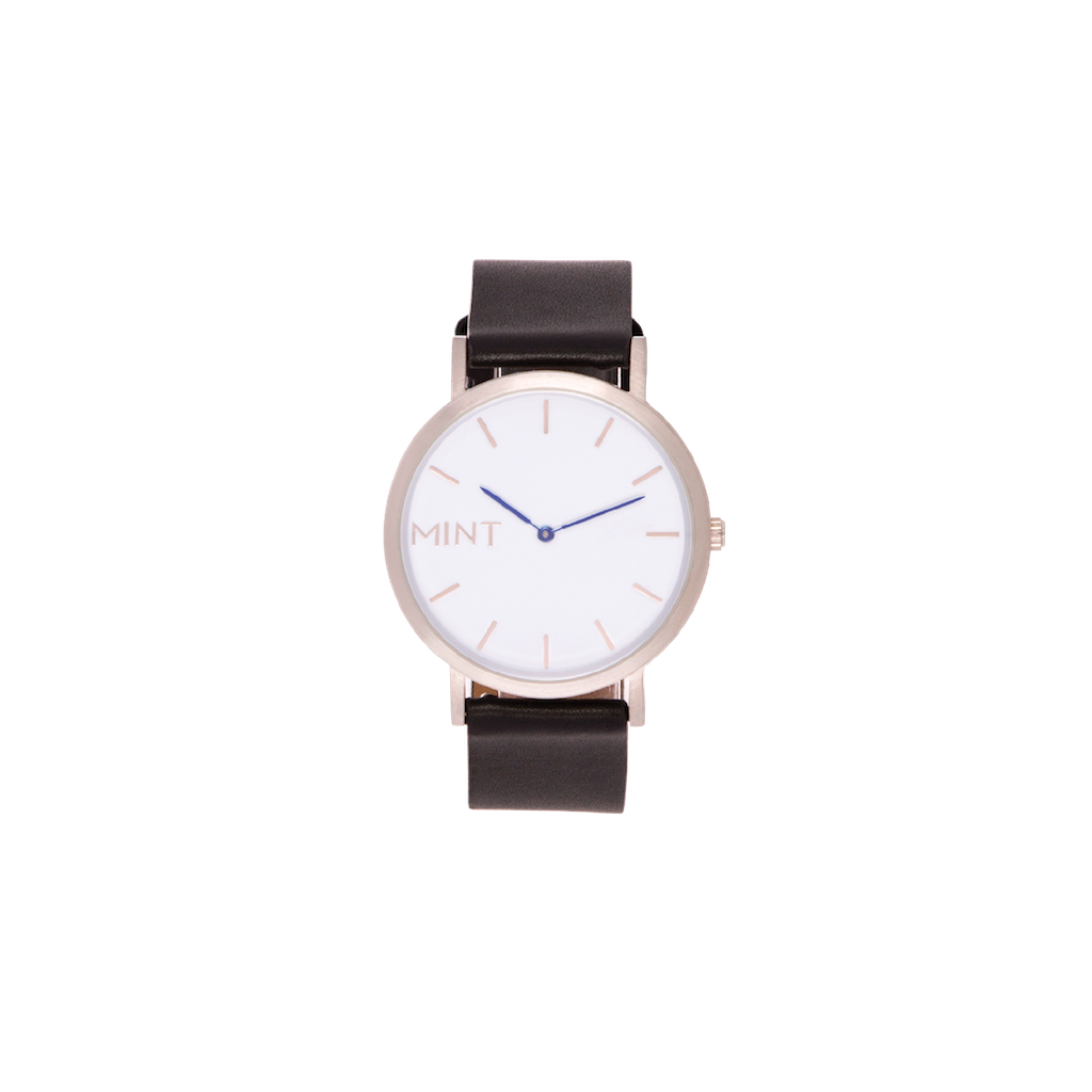 MINT Watch Co. - MINT Watch Co., Watch - minimalist leather fashion watch, MINT Watch Co. - Mint Watch Co