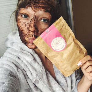 MARK coffee scrub Watermelon