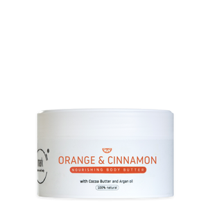 MARK body butter ORANGE & CINNAMON