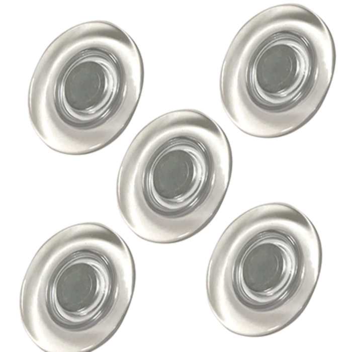 Super Strong Clear Button Magnets