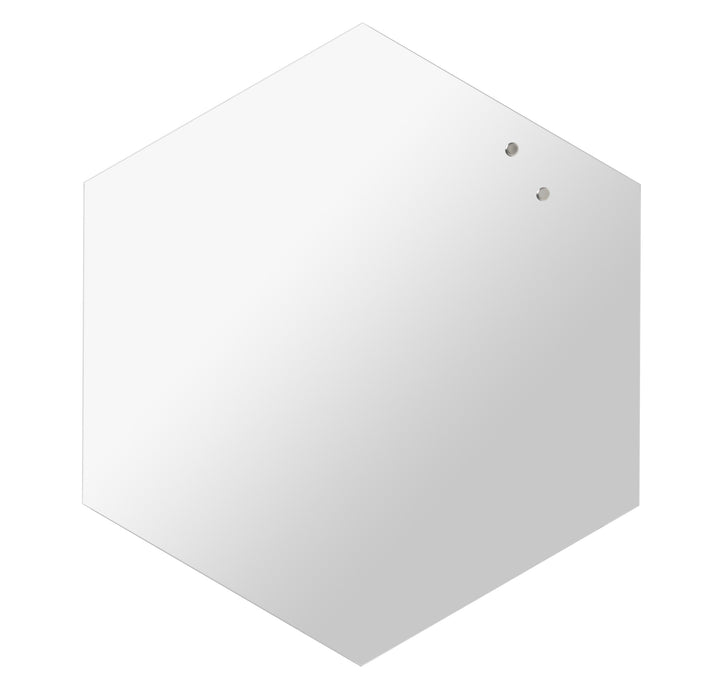 420 x 485 mm NAGA Hexagon Glassboards
