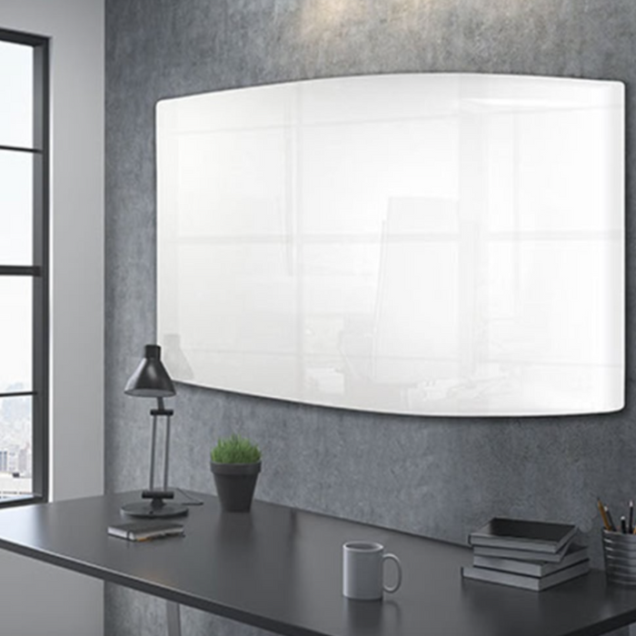 NEW Lumiere ARC Magnetic Glassboard