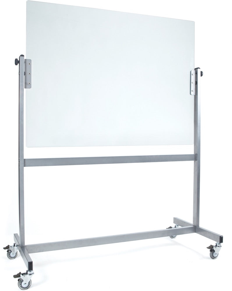 Clear Mobile Glassboard - SPACE
