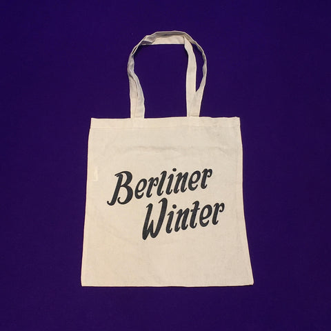 "Jutebeutel ""Berliner Winter"""