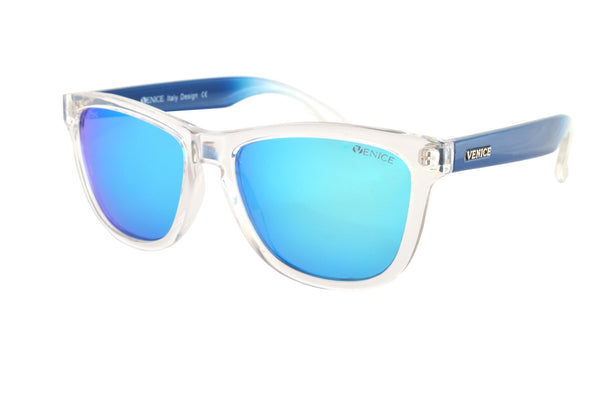 Unix Electric Blue Temples