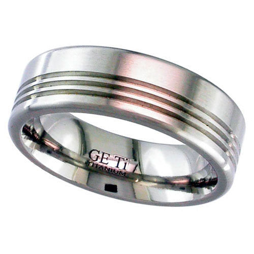 2249 - Stainless Steel or Titanium