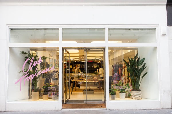 Lisa King and Zanzan curate Club Tropicana Pop Up