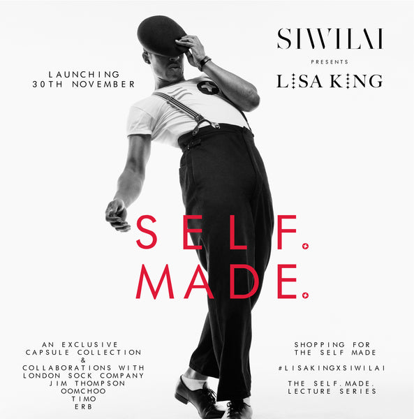 VISIT THE LISA KING X SIWILAI POP UP UNTIL DECEMBER 17