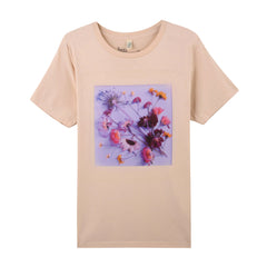 MISTY PINK LIGHT TRAY T-SHIRT