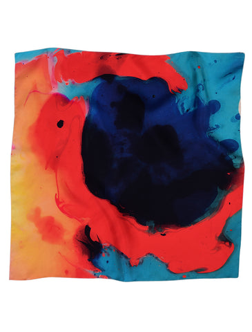 LISA KING X JIM THOMPSON X SIWILAI SCARF