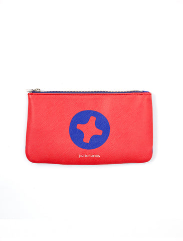 LISA KING X JIM THOMPSON X SIWILAI LOGO COIN PURSE
