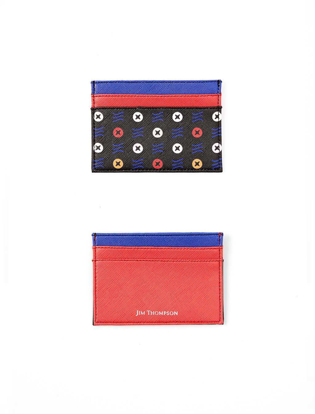 PRINTED LISA KING X JIM THOMPSON X SIWILAI CREDIT CARD HOLDER
