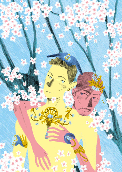 Young Gods in Spring I