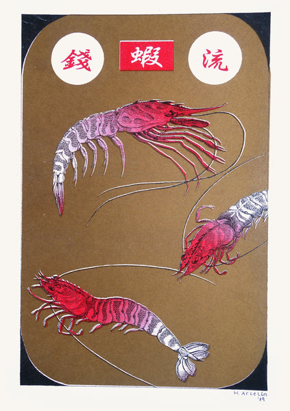 Taiwan Shrimps