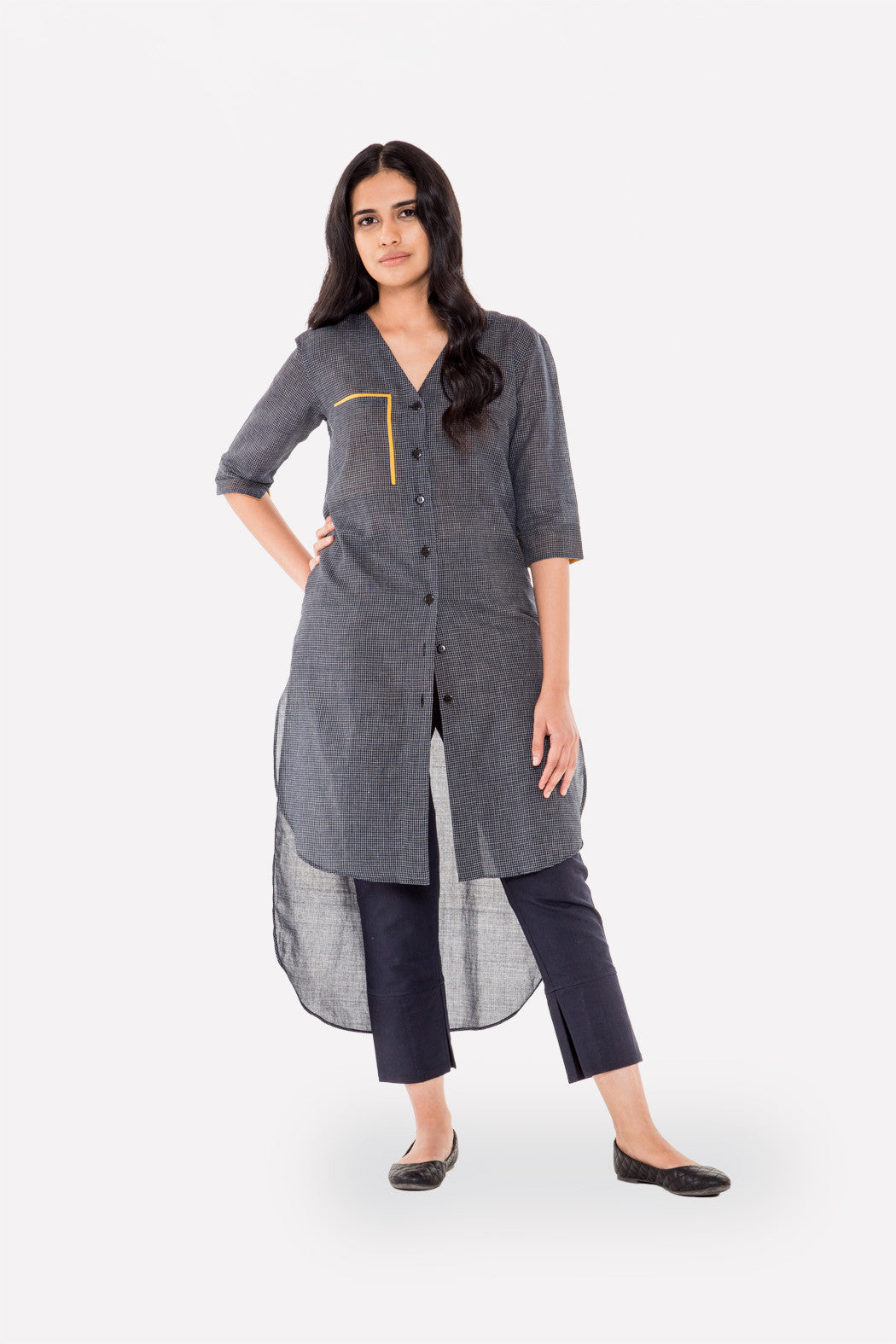 Shirt Dress - Raag
