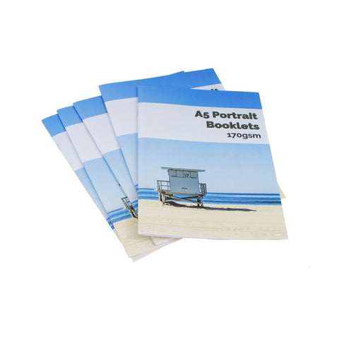 A5 Portrait Booklets