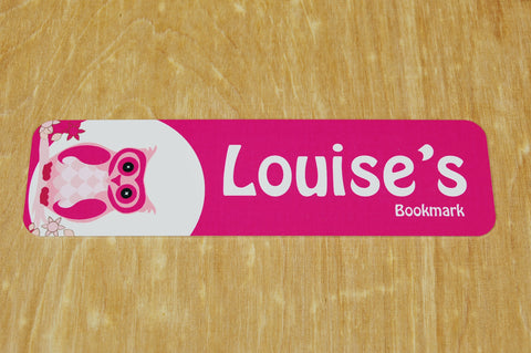 Personalised Bookmarks