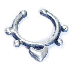 Tribal Septum Ring - Quirksmith