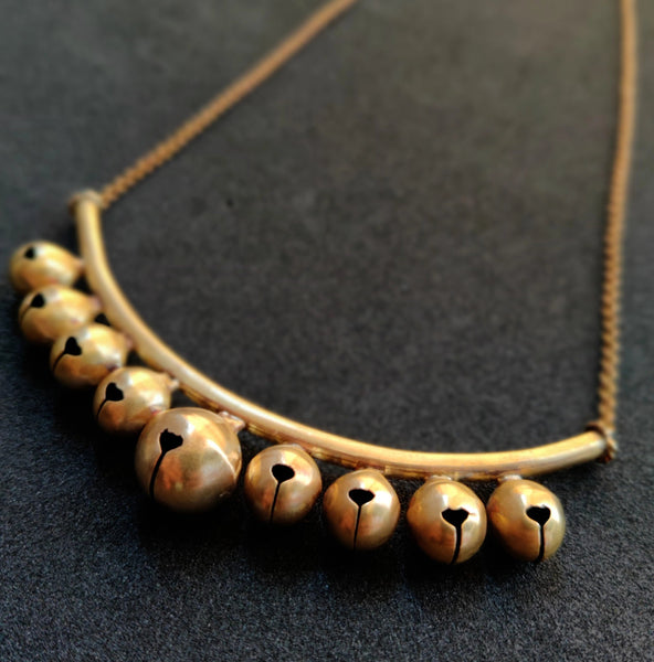 Ghungroo Necklace (Fashion Jewellery)