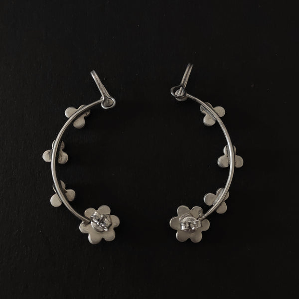 Flower Earcuffs - Quirksmith