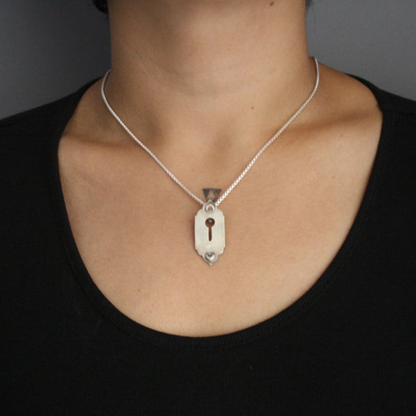 Taala Pendant (without chain) - Quirksmith