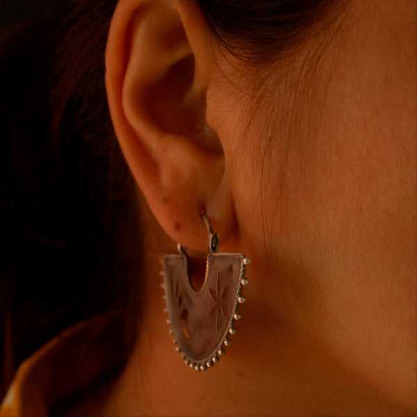 Fanned Earrings - Quirksmith
