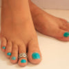 Circlet Toe Ring - Quirksmith